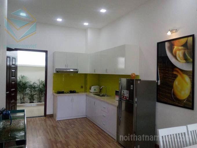 Ý tưởng thiết kế nội thất phòng bếp đẹp hiện đại