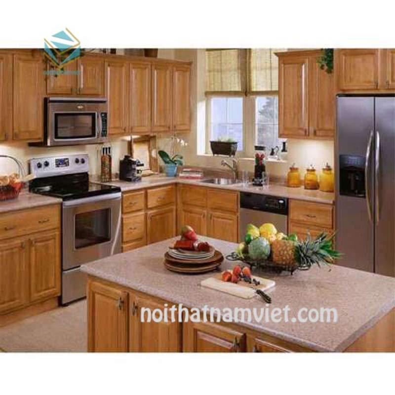 Những mẫu thiết kế tủ bếp đơn giản mà đẹp giá thành phải chăng tphcm