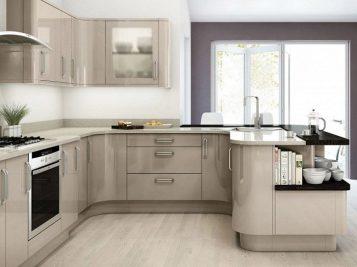 Tủ bếp Acrylic có bền không? Giá ở đâu tốt nhất tại TpHCM?