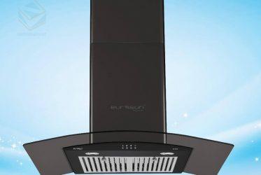 Máy hút mùi có độ ồn thấp giá rẻ nhất TpHCM Eurosun EH-70K21B
