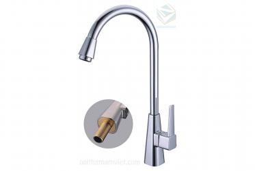 Vòi nước chậu rửa chén ở kệ bếp Skyland S-KL038