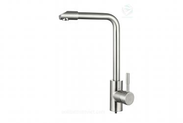 Vòi nước gắn chậu rửa chén bát nóng lạnh Skyland S-K026
