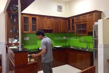 Muốn sở hữu ngay thiết kế tủ bếp chữ G đẹp nhất tại Nam Việt