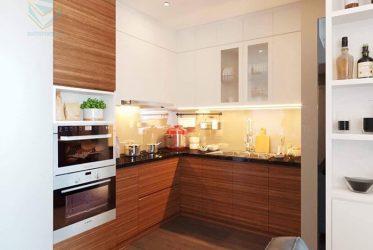 Tủ bếp gỗ Laminate LM-1038