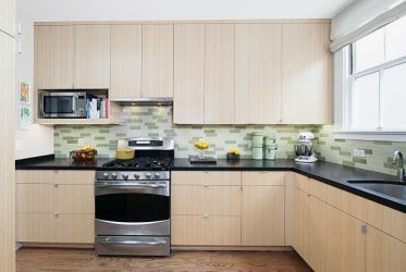 Tủ bếp gỗ Laminate LM-1042