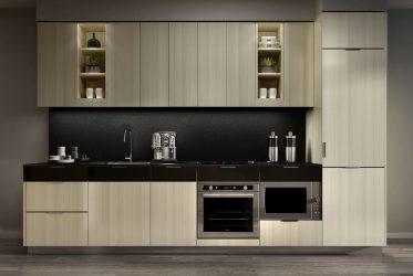 Tủ bếp gỗ Laminate LM-1043