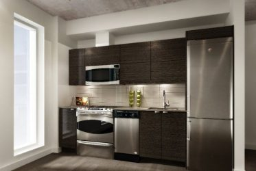 Tủ bếp gỗ Laminate LM-1044
