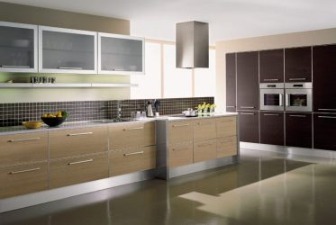 Tủ bếp gỗ Laminate LM-1048