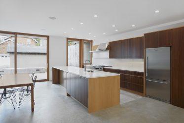 Tủ bếp gỗ Laminate LM-1050