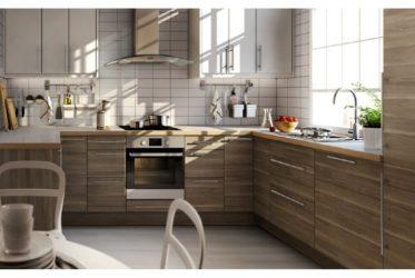 Tủ bếp gỗ Laminate LM-1052