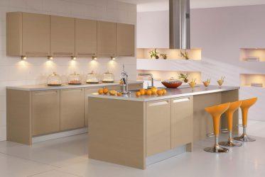 Tủ bếp gỗ Laminate LM-1053