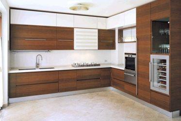 Tủ bếp gỗ Laminate LM-1061