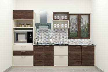 Tủ bếp gỗ Laminate LM-1040