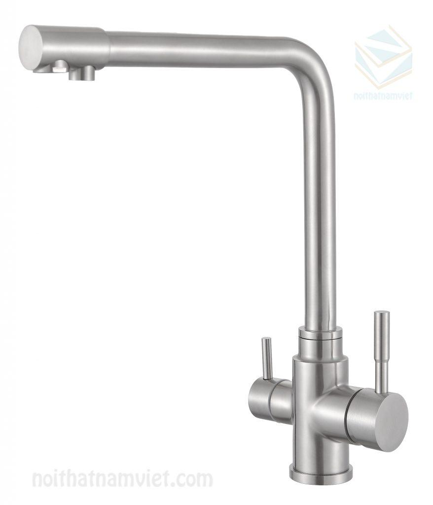 Vòi rửa chén inox cao cấp skyland S-K029D