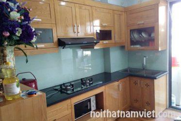 Một bộ tủ bếp đầy đủ phụ kiện giá rẻ gồm những gì? Nên sắm ở đâu HCM