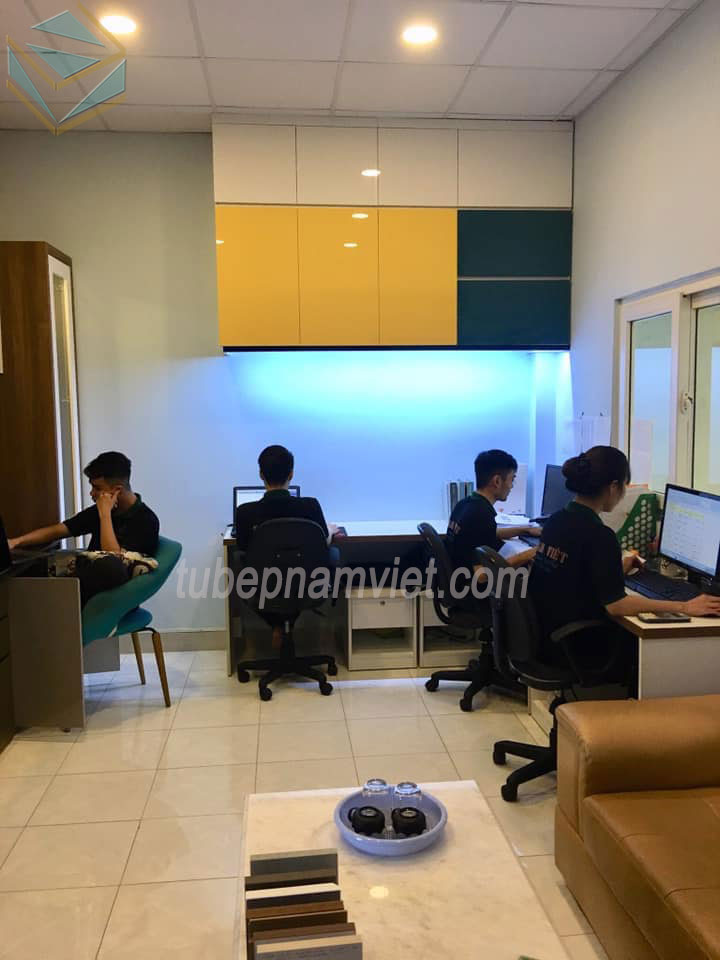 Đội ngũ kiến trúc sư trẻ, năng nổ, nhiệt tình, chuyên môn của công ty nội thất Nam Việt