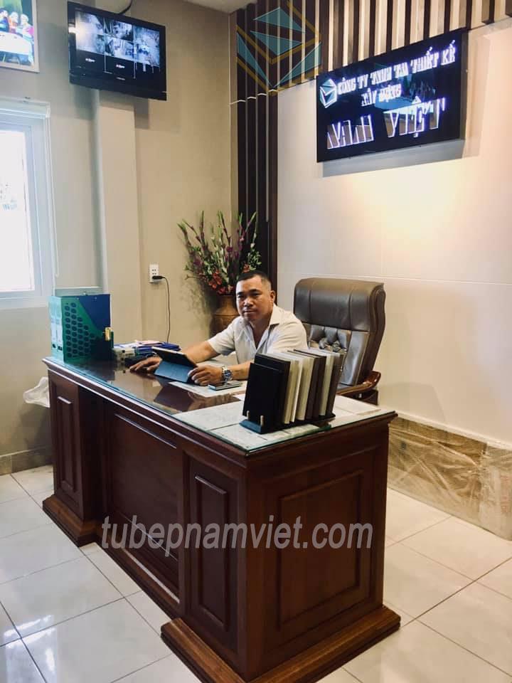 Giams đốc công ty nội thất Nam Việt là ai?