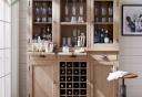 Đóng Tủ Rượu Gỗ Sồi Nga đẹp Sang Trọng Giá Rẻ Tại Tphcm Và Tỉnh Lân Cận